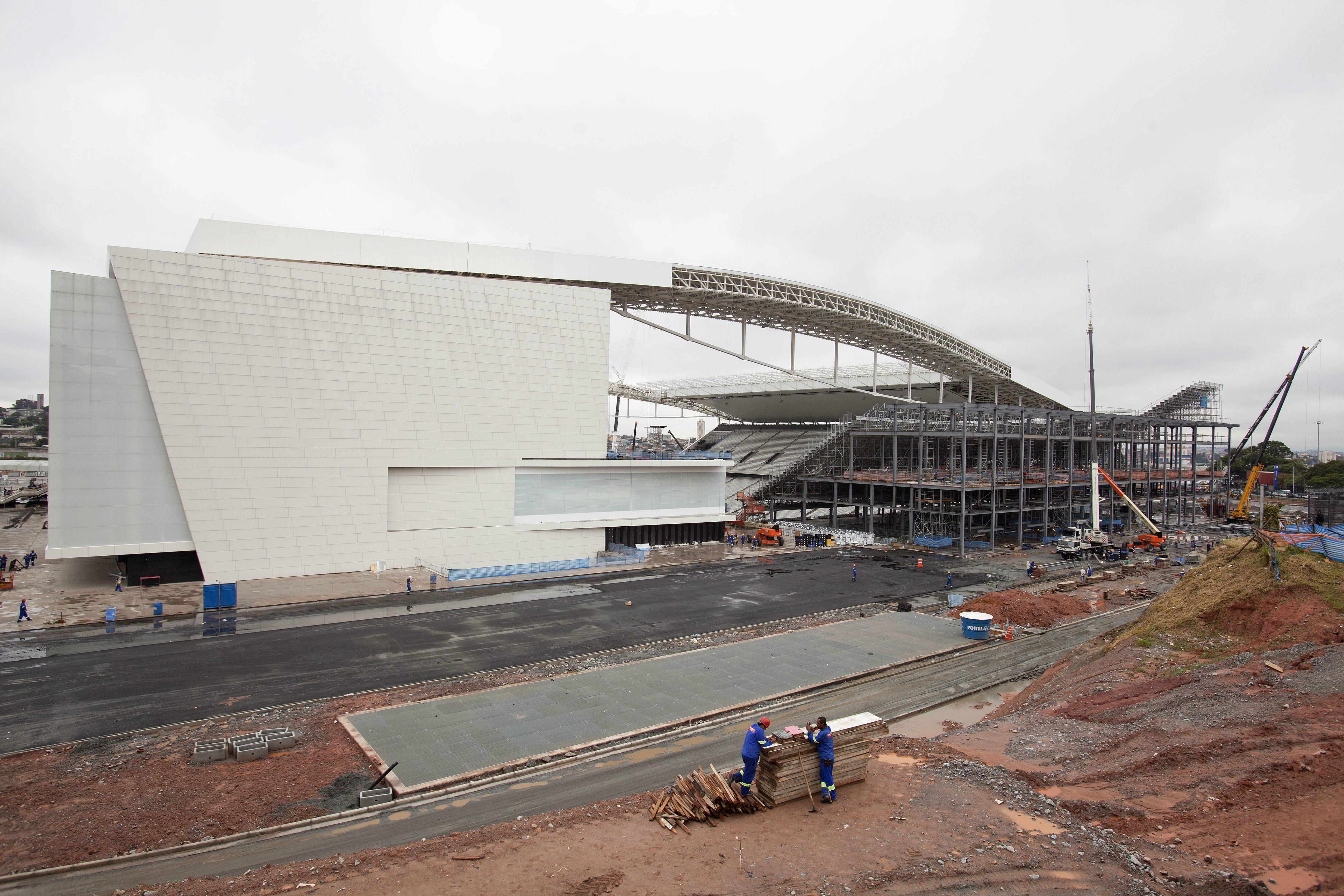 Secretario de la FIFA inspeccionará estadios