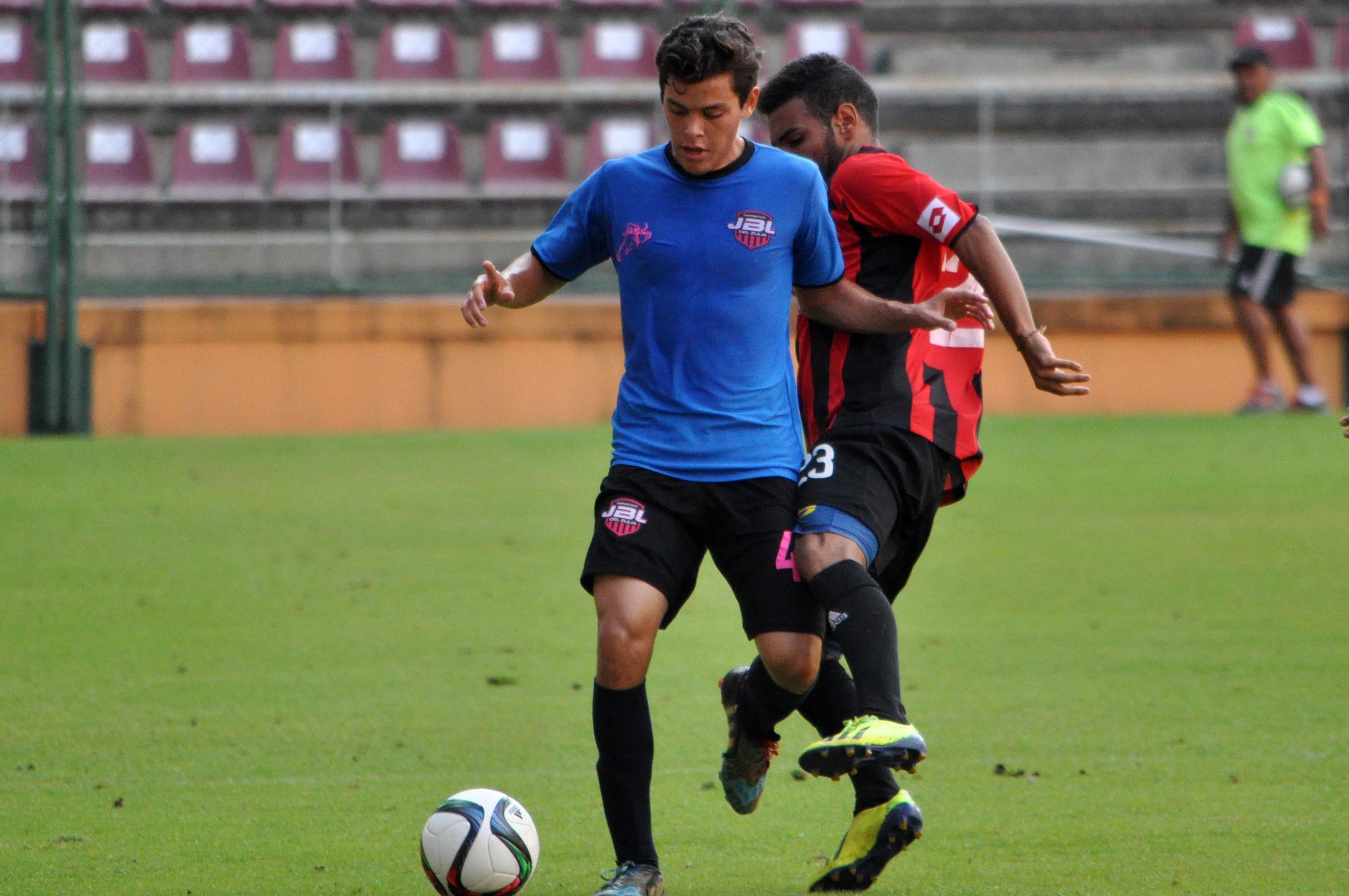 JBL del Zulia perdió contra Deportivo Lara en amistoso preparatorio