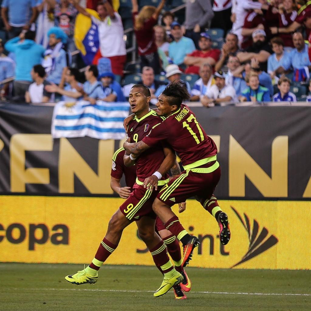 josef salomon gol uruguay