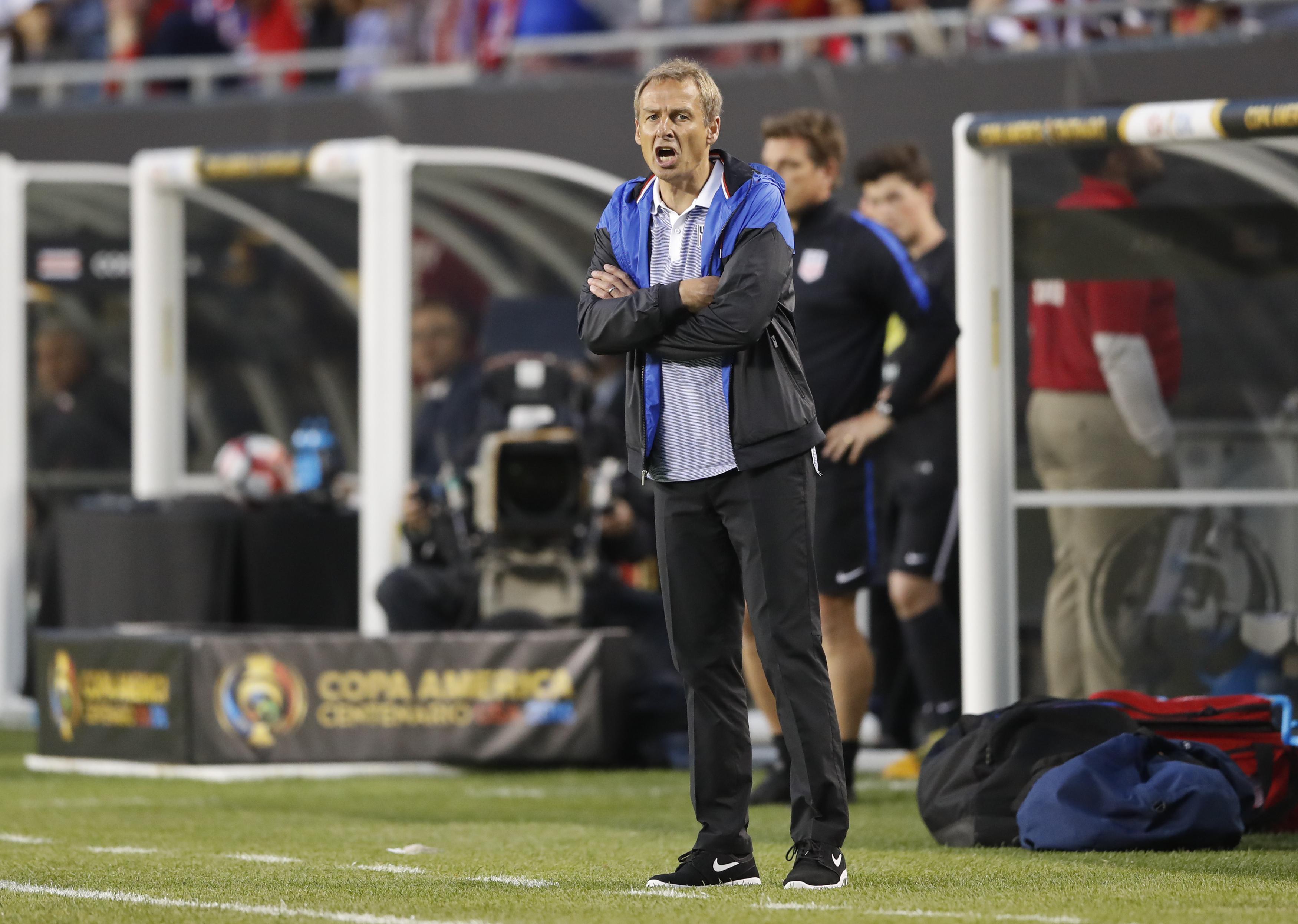 "Klinsmann: ""Siempre pensamos en ganar"""