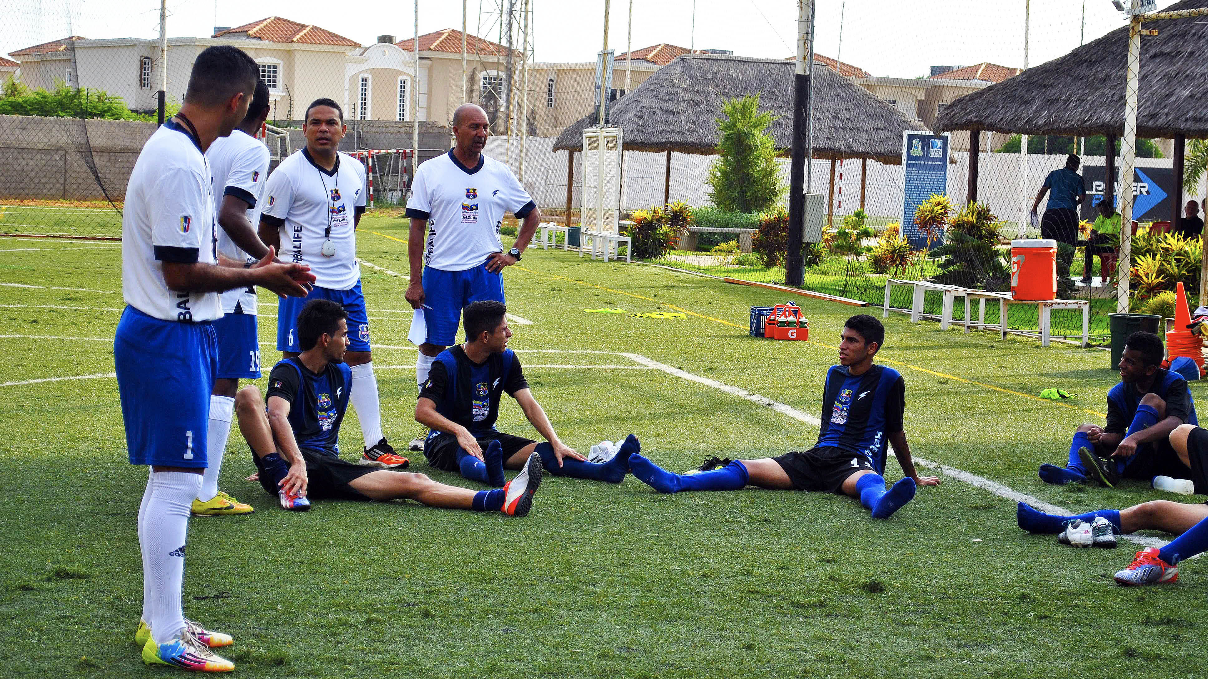 Zulia intensifica los trabajos físicos para el Clausura