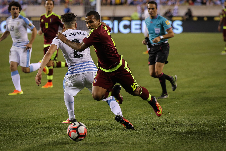 romulo otero vs uruguay