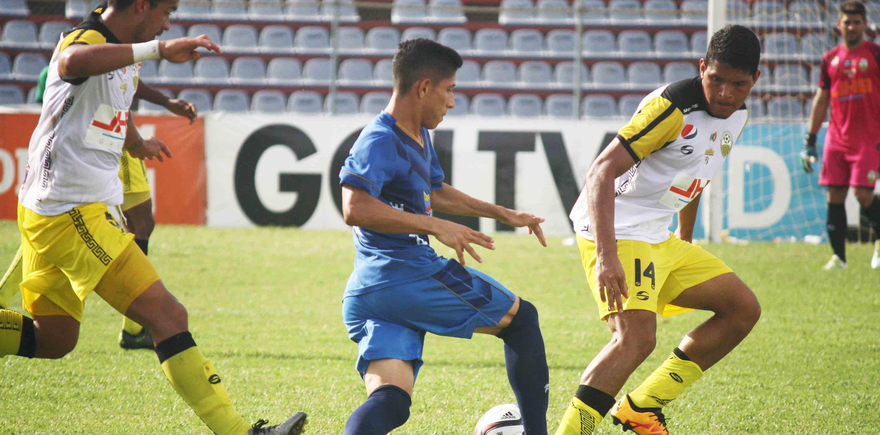 Zulia sacó una mínima ventaja contra Táchira por el partido de ida