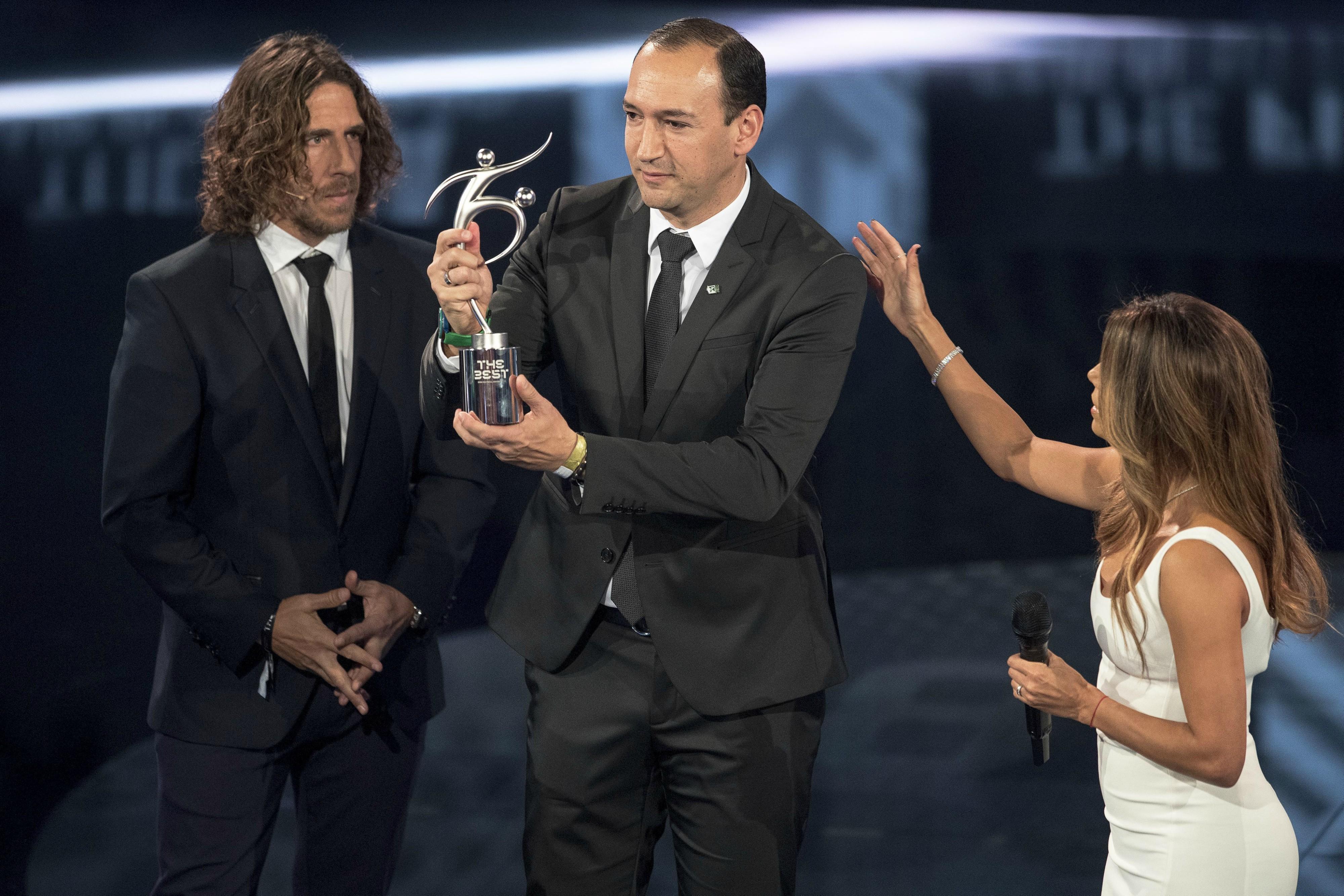 Atlético Nacional fue reconocido con el Premio al Juego Limpio