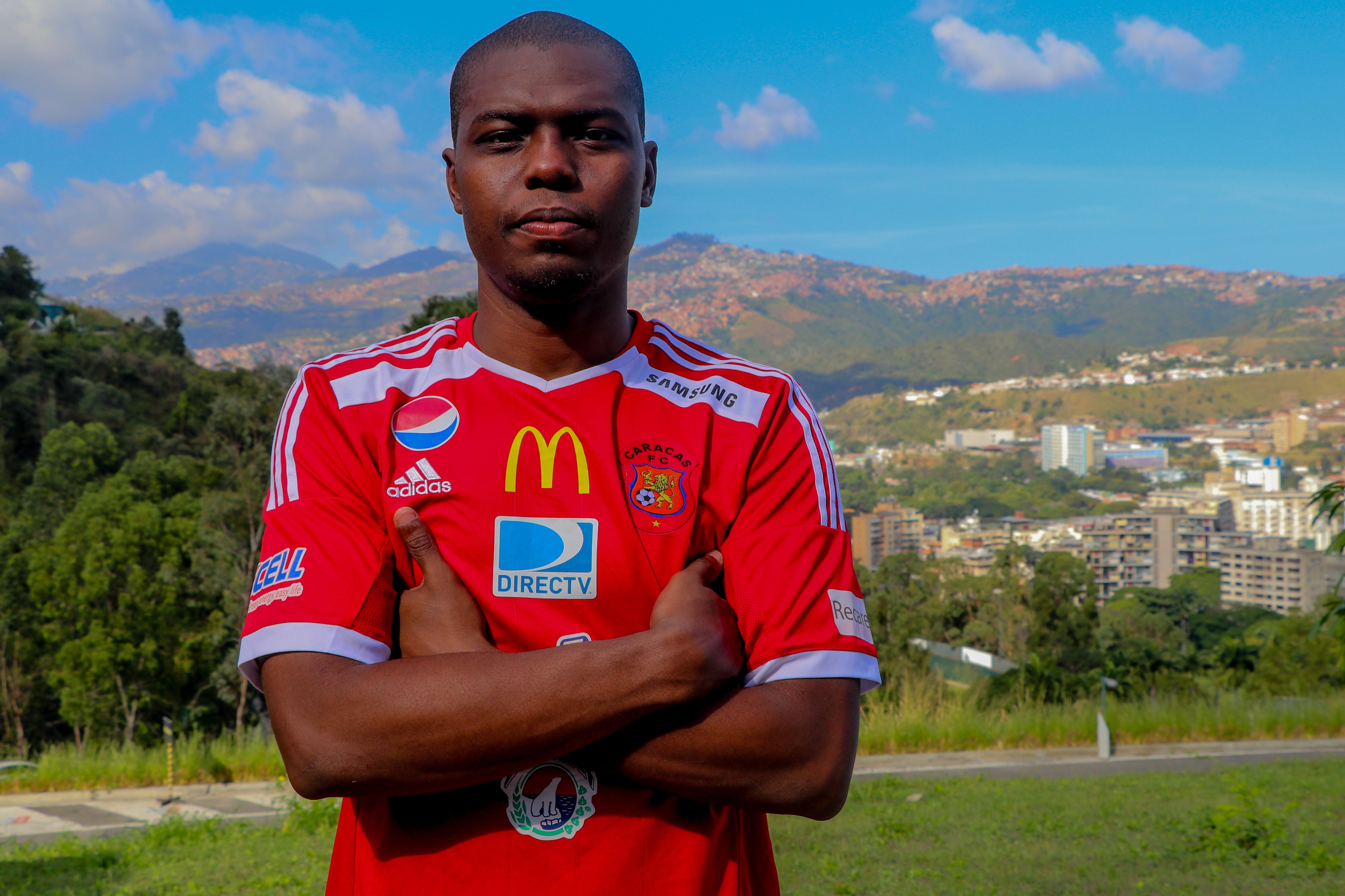 Juan Muriel vestirá los colores del Caracas