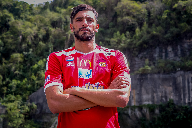 Facundo Moreira reforzó al Caracas